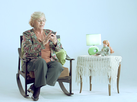 Abuela #Notselfish | Movistar