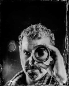 Wet Plate Photo by  Jorge Chavarria - 2017